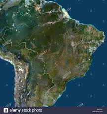 South America River Map by Amazon River Satellite View Stock Photos U0026 Amazon River Satellite