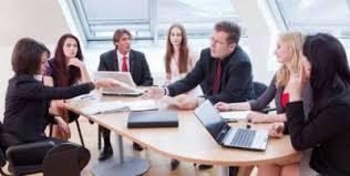 Como se comportar numa reunião de trabalho