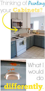 Professional Spray Painting Kitchen Cabinets Painting Your Kitchen Cabinets What I Would Do Differently 2
