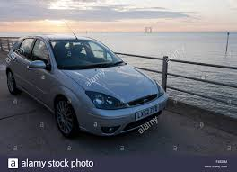 a silver 2002 ford focus st170 parked by the rendezvous margate