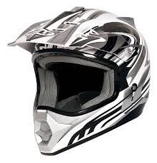white motocross helmets bilt redemption helmet cycle gear