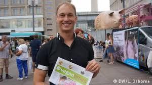 The vegan lifestyle is becoming more flexible  says Sebastian Joy of Vebu Deutsche Welle