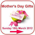 Don't forget Mother's Day,