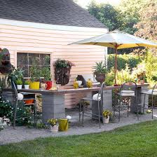 Ideas For Outdoor Kitchen Budget Friendly Ideas For Outdoor Rooms Kitchens Reuse And Bar