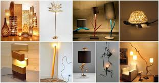 Home Decoration Lamps Outstanding Lamps For Unique Touch Of Your Interior