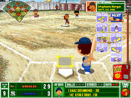 Original Backyard Baseball by The O U0027s Take Over Junior Sports Neighborhood Backyard Baseball