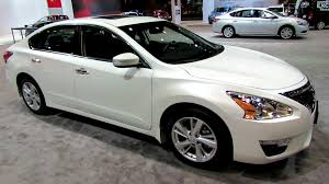 nissan altima 2013 ls 2014 nissan altima sl exterior and interior walkaround 2014