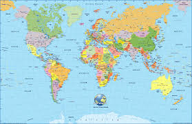 Map For United States by World Map