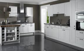 White Shaker Kitchen Cabinet Doors Kitchen Modern Kitchen Appliances With Kitchen Handles On Shaker