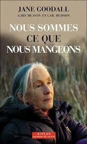Jane Goodall : 'Nous sommes ce que nous mangeons' Images?q=tbn:ANd9GcQbL8eV7JhUJJzYAPEbhHpy3k9JpK8q3n218mMIdUHKh5mlYDyX