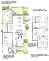Single Story Open Concept Floor Plans Best 25 Narrow House Plans Ideas On Pinterest Small Open Floor