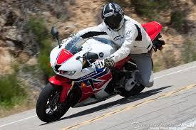 honda cbr street bike 2013 honda cbr600rr supersport shootout photos motorcycle usa