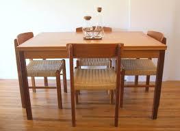 Teak Dining Room Set Mid Century Modern Danish Teak Refractory Dining Table By Mobler