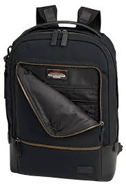 tumi harrison black bates backpack 066011d