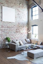 Modern Living Room For Apartment Best 20 Exposed Brick Ideas On Pinterest Exposed Brick Kitchen
