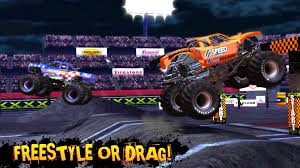 racing monster trucks monster truck destruction android apps on google play