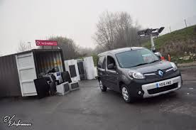 renault kangoo van z e an electric van worth buying ev performance