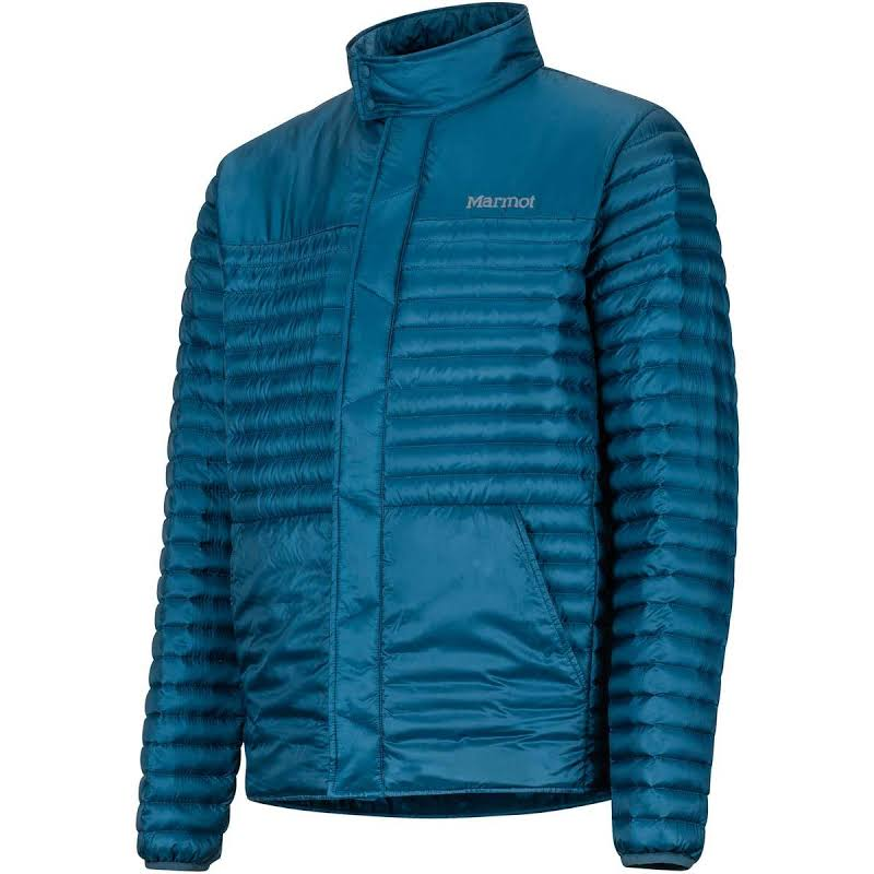 Marmot Hyperlight Down Jacket Denim Small 81860-200-S