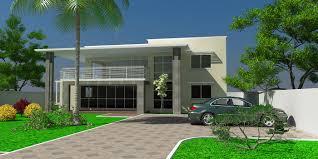 ghana house plans u2013 adzo house plan