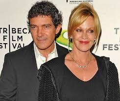 антонио бандерас с женой мелани гриффит