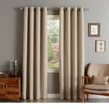 108 Inch Long Blackout Curtains by Rhf Blackout Thermal Insulated Curtain Antique Bronze Grommet