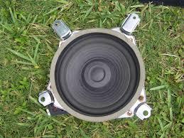 lexus is350 uk import 06 11 lexus is250 is350 rear shelf deck speaker cover oem