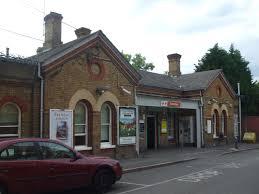 Sydenham railway station