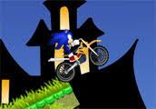 Sonic Halloween Honda Racing