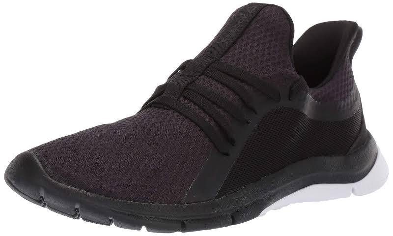 Reebok Print Her 3.0 Black/White Running Shoes