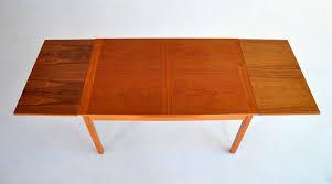Teak Dining Room Set Select Modern Danish Modern Teak Expandable Dining Room Table