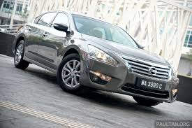 nissan almera spare parts malaysia nissan altima to be facelifted in 2016 will teana follow suit