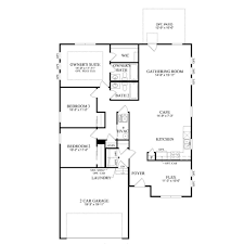 Centex Home Floor Plans by Centex Homes The Woods Of Penn Run Spirit 1222131 Louisville