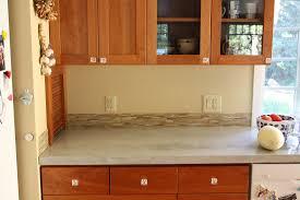 Kitchen Backsplash Cherry Cabinets by Subway Tile Kitchen Backsplash Cherry Cabinets Nice Idolza