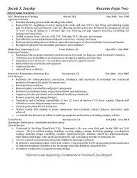 Pipefitter Resume Example by Piping Designer Cover Letter