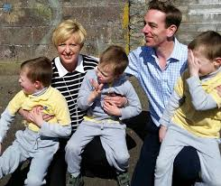 I cried    you grieve for the childhood you expected for them     Avlyn McKeown and Ryan Tubridy with Alex  Kyle and Rian  Photo  McKeown family