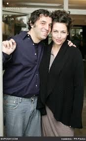 Etgar Keret and wife, jewish scum