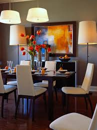exquisite small dining room apartment home decor presenting