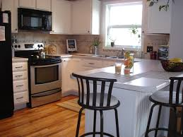 Kitchen Cabinet Paint Color Tutorial Painting Fake Wood Kitchen Cabinets