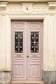 paris photography paris pale pink door travel photograph paris