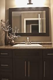 dark colored bathrooms beautiful dark brown bathroom cabinets