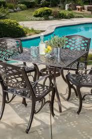 how to choose the best metal patio set overstock com