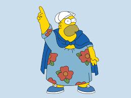 Las enseñanzas de los Simpsons (echo por mi, imperdible)