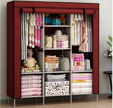 Black Bedroom Set With Armoire New Portable Bedroom Furniture Clothes Wardrobe Closet Storage