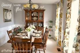 Dining Room Makeovers by Happily Ever Before U0026 After Week 4 Dining Room Makeover Via The