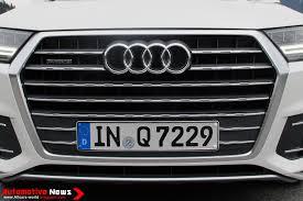 Audi Q7 Colors 2017 - automotive news 2017 audi q7 review