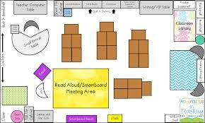 Classroom Floor Plan Builder Digital Classroom Layout