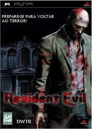 Download PSP Game   Resident Evil Baixar Grátis