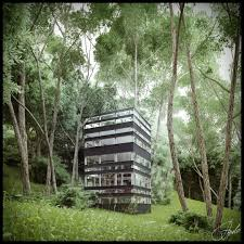 Japanese House Design by Beautiful House In The Forest The Latest Japanese Architecture