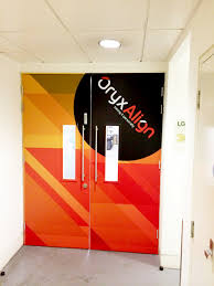 Office Door Design Http Www Vinylimpression Co Uk This Door Wrap Will Make Coming