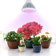 victsing 36w led plant growing lights e27 led grow light bulb for
